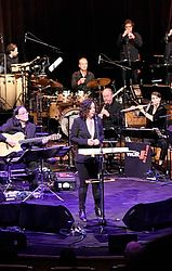 WDR Big Band feat. Kim Sanders & Jeff Cascaro, im Stadttheater